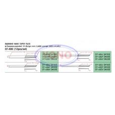 Diamond Hand Taper Files (CF-400)