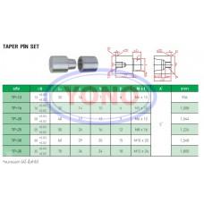 Taper Pin Set