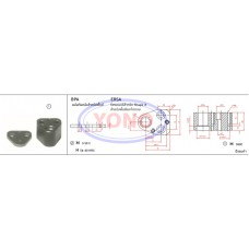 End Retainer Sets for Manual Process
