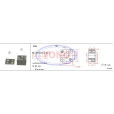 Square Retainer Sets